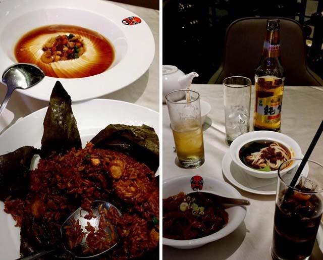 중정 기념당 관광 후, 타이베이 101 레스토랑에서 디너!