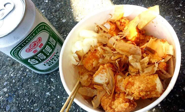 대만맛집 도소월&단수이 페리이동 빠리(八里)에서 대왕오징어튀김먹기!