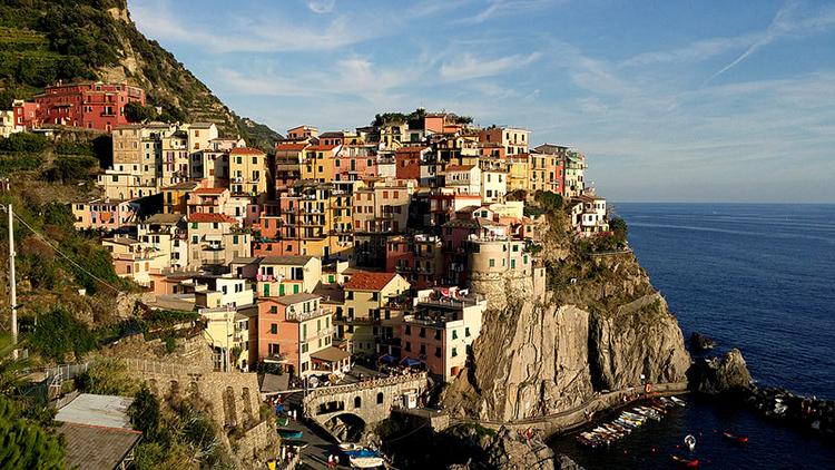 친퀘테레(Cinque Terre) 리오마조레-마나롤라-코르닐리아-베르나짜-몬테로쏘!