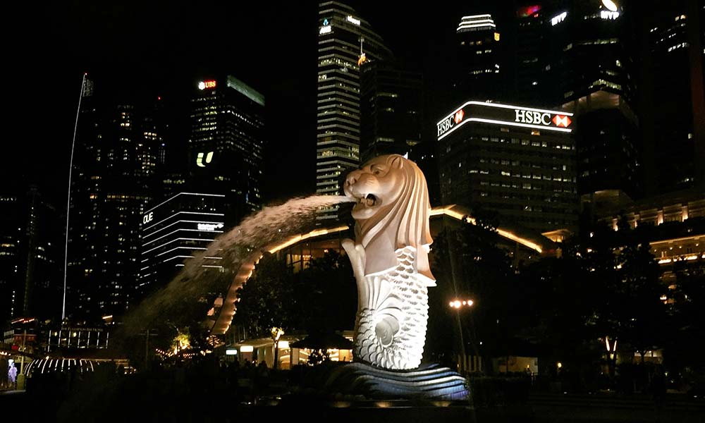 싱가포르 추천 관광명소 BEST 5!