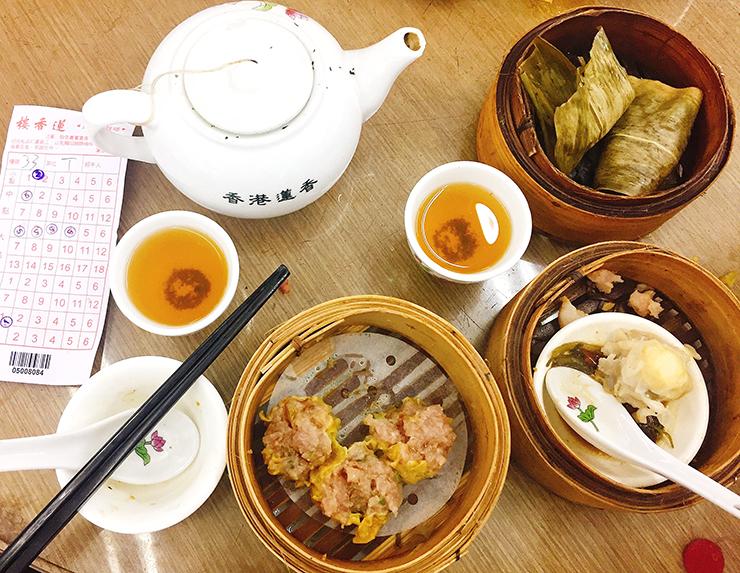 홍콩 딤섬 맛집 어디로 가면 좋을까 Best 4!