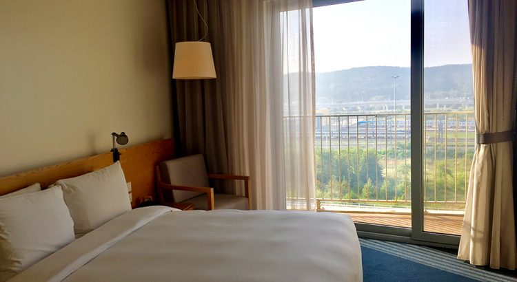 인천공항 근처 조용하고 모던한 인테리어가 인상적인 네스트 호텔에 숙박해본 후기