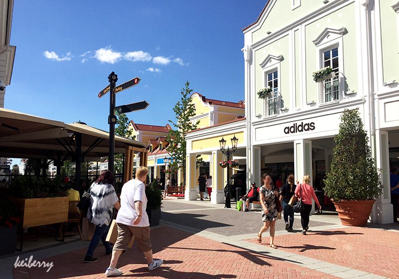 오스트리아 쇼핑 판도르프 아울렛 (Designer Outlet Parndorf) 셔틀예약과 택스리펀