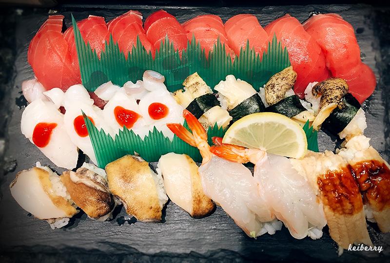 오사카의 맛있는 스시집 | 하루코마(春駒) 영업시간&가는방법