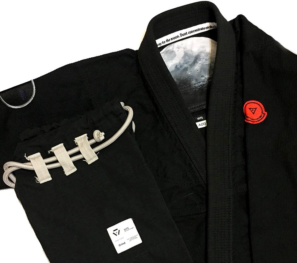 女性用 柔術着|VHTS ブラックムーン(BLACK MOON)購入しました。